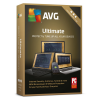 AVG Ultimate - 10 naprav - 1 leto