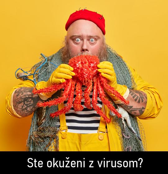 Antivirusi - Ste okuženi z virusom