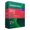 Kaspersky Internet Security - 5 naprav - 1 leto