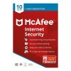 McAfee Internet Security - 10 naprav - 1 leto