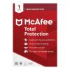 McAfee Total Protection - 1 naprava - 1 leto