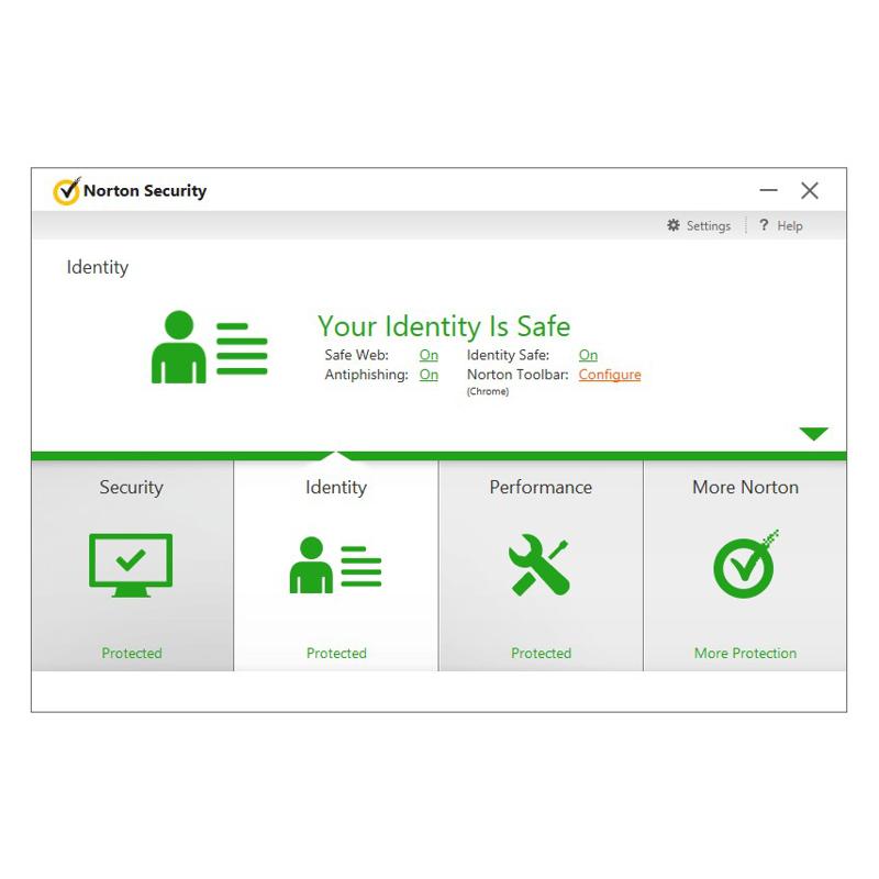 Norton Security Standard 2021